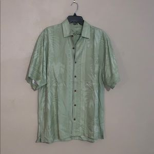 Tommy Bahama 100% Silk